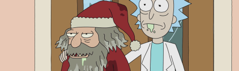 Holiday Gift Guide 2017: Be A Schwifty Santa With These Gift Ideas for Rick and Morty Fans