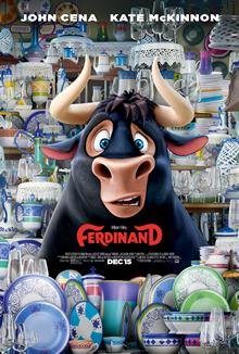 ferdinand the movie