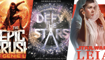 Claudia Gray's Latest Book, Defy the Stars, is A Phenomenal
