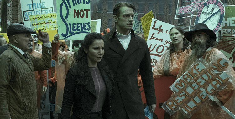 Netflix's Altered Carbon: First Thoughts