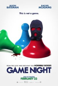 game night review poster