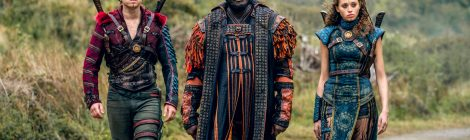 EXCLUSIVE: Meet New Characters Coming to Into The Badlands Season 3 on April 22!