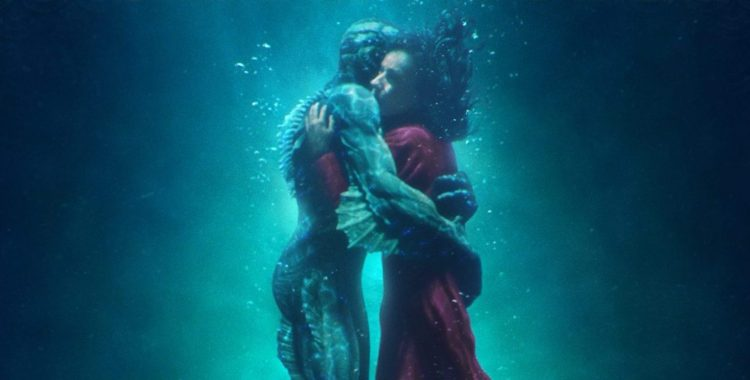 Pick Up 'The Shape of Water,' out on Blu-Ray Now!