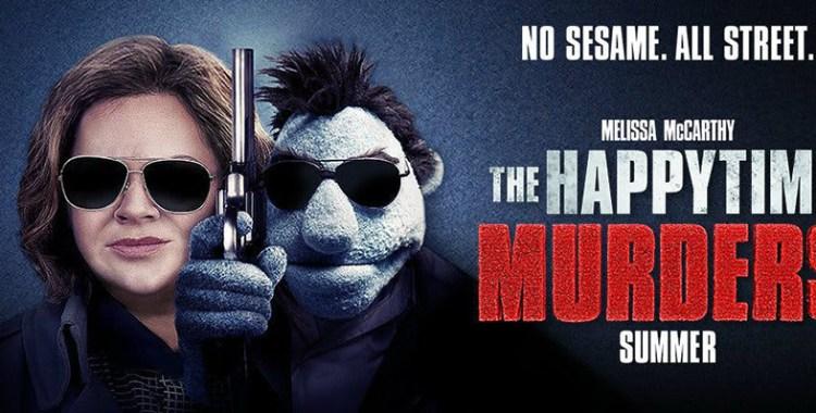The Happytime Murders Surprises!