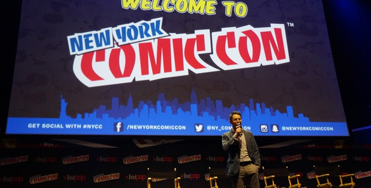 NYCC Tuesday Tips