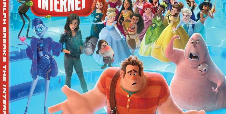 'Ralph Breaks the Internet' is a Perfect, Contemporary Companion to the Nostalgia Powered Original