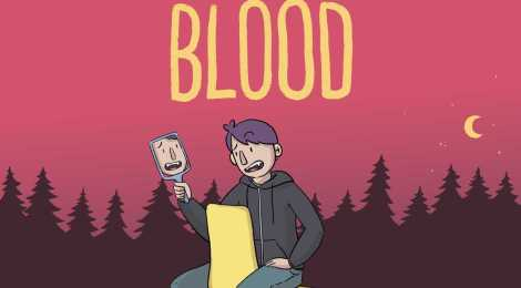 First Love Kinda Sucks in Whitney Gardner's Fantastic 'Fake Blood'