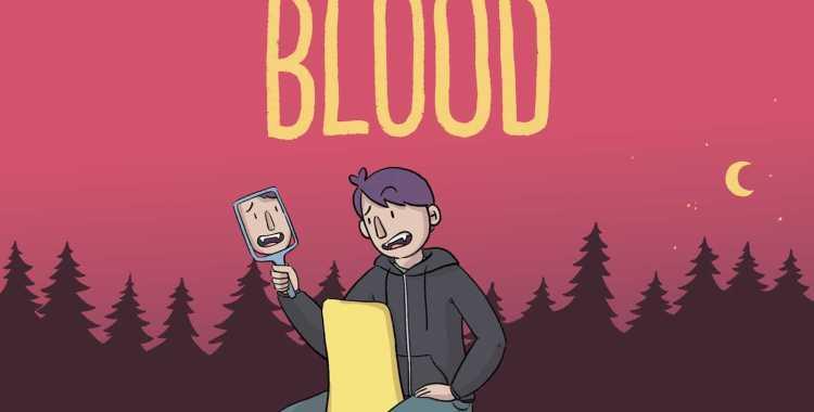 First Love Kinda Sucks in Whitney Gardner's Fantastic 'Fake Blood'