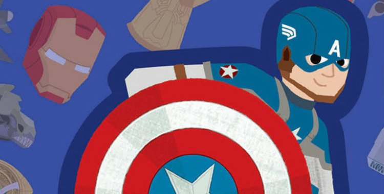 The Marvel Alphablock is Here To Introduce Your Favorite Heroes to the Next Generation of Fans