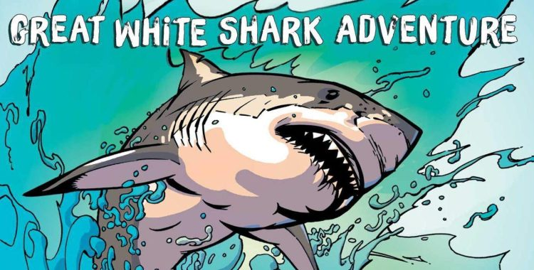 "Fabien Cousteau Expeditions Kicks off With The ""Great White Shark Adventure"""