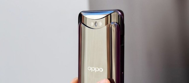Oppo Find X cover