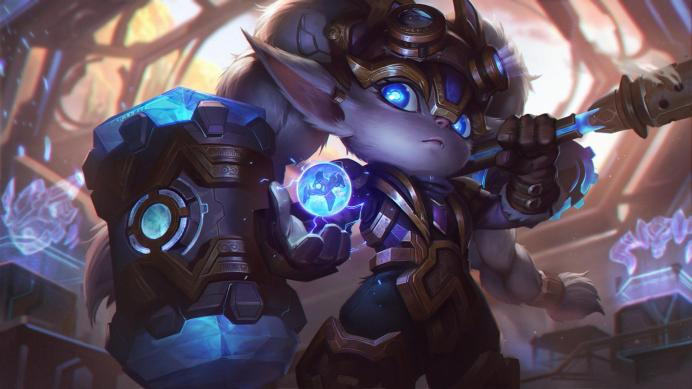 League of Legends Patch 8.14 Poppy Hextech