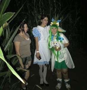 labirinto dedalo cosplay