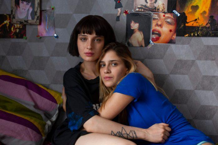 Baby - le protagoniste Benedetta Porcaroli e Alice Pagani