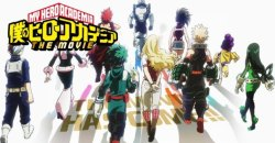 My Hero Academia The Movie: Two Heroes, sarà anche un manga