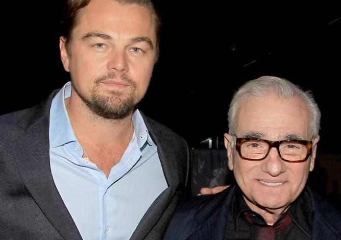 Scorsese e DiCaprio