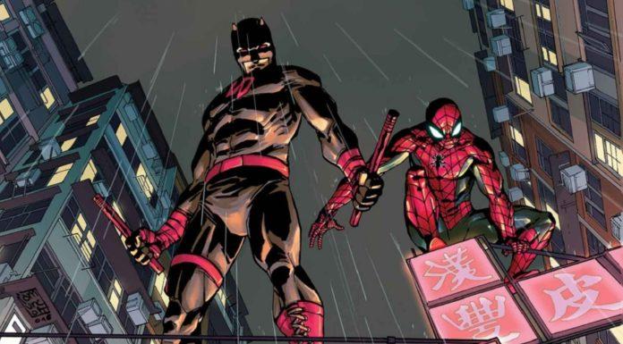Daredevil & Spider-Man