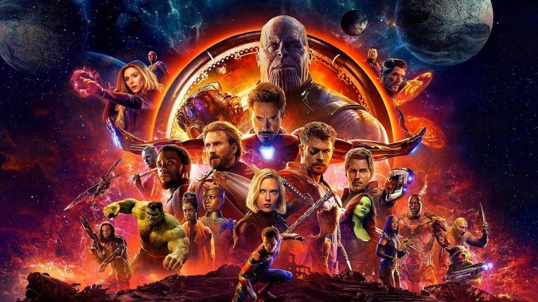 Avengers: Infinity War - Cover