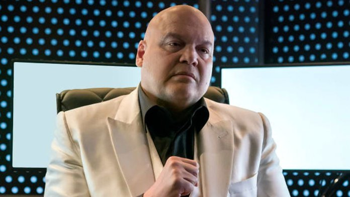 Kingpin, in Daredevil 3 - Netflix