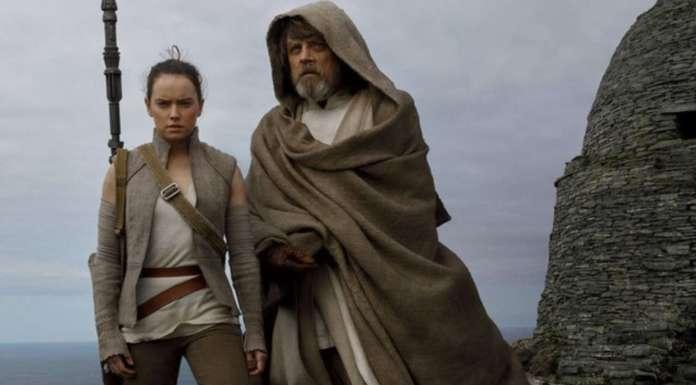 Mark Hamill & Rey - Gli Ultimi Jedi