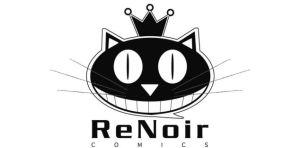 ReNoir Comics a Cartoomics 2019