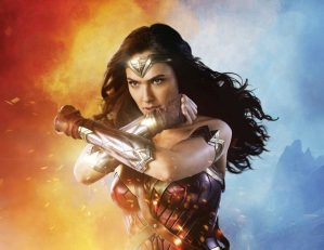 Wonder Woman, interpretata da Gal Gadot