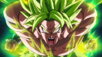 Dragon Ball Super: Broly – nuova immagine SSB Goku vs Broly