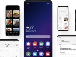 Samsung One UI