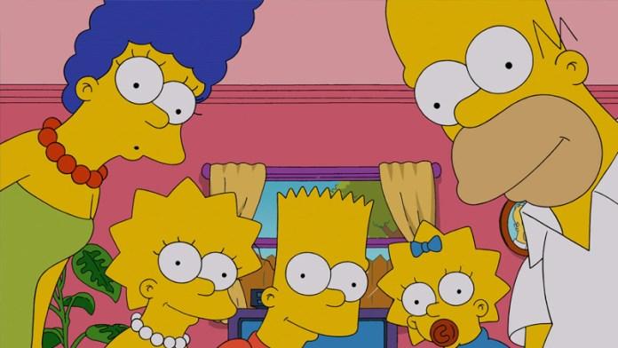 """Thanos fa visita ai Simpson, ecco la nuova esilarate """"gag del divano"""""""