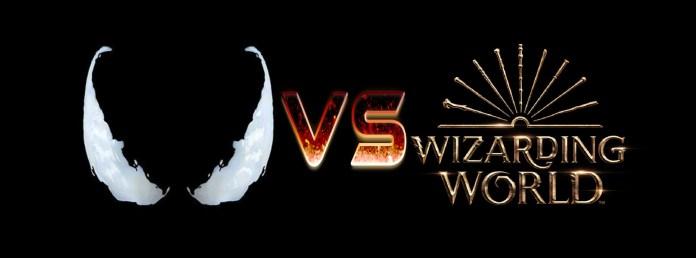 Venom Vs Animali Fantastici: I Crimini di Grindelwald