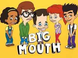 Netflix: rinnova Big Mouth per una terza stagione