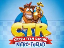 CTR: Nitro Fueled