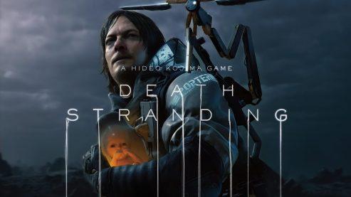 Game Awards 2018 Death Stranding