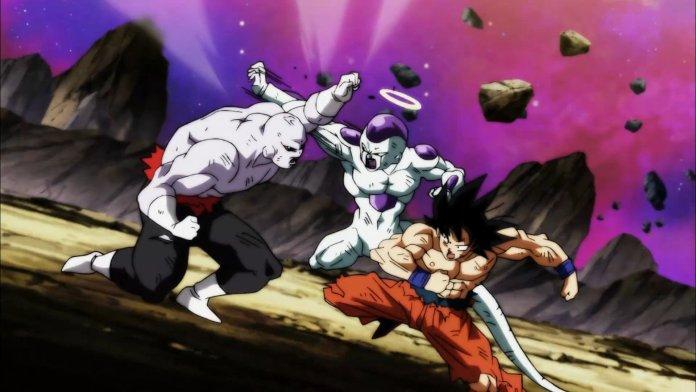 Goku e Freezer vs Jiren