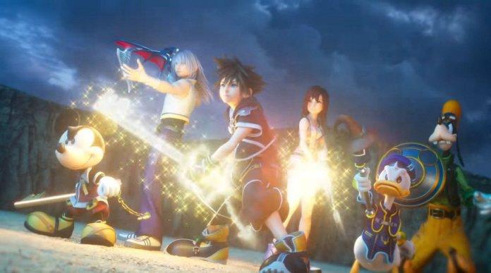 Square Enix Kingdom Hearts 3