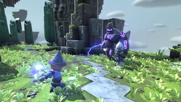 PS Plus Portal Knights