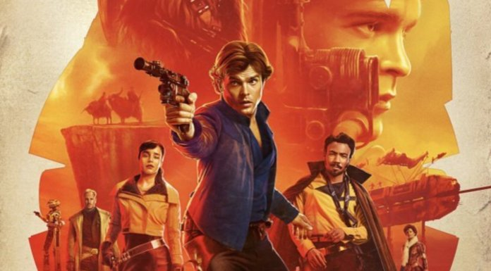 Solo star wars story no Oscar