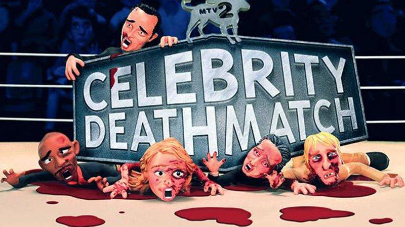 Celebrity Deathmatch, finalmente i nuovi episodi su Mtv