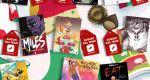 Idee per Natale di Edizioni BD, J-POP Manga ed Edizioni Dentiblù!