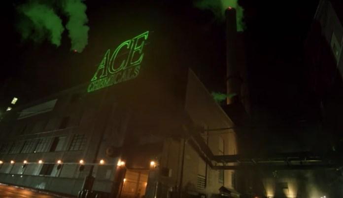 ACE Chemicals  nel trailer finale di Gotham