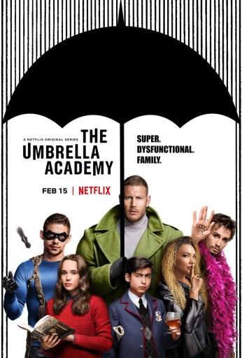 the umbrella academy - nuova serie tv netflix, clip ai  Grammy Awards 2019