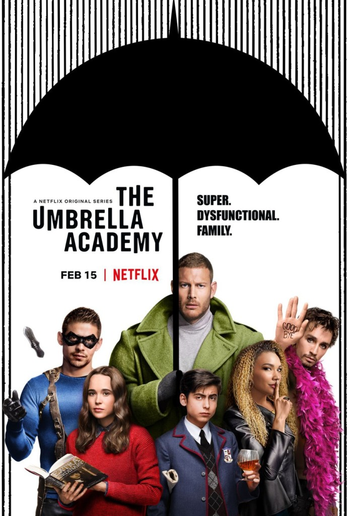 the umbrella academy - netflix - trailer
