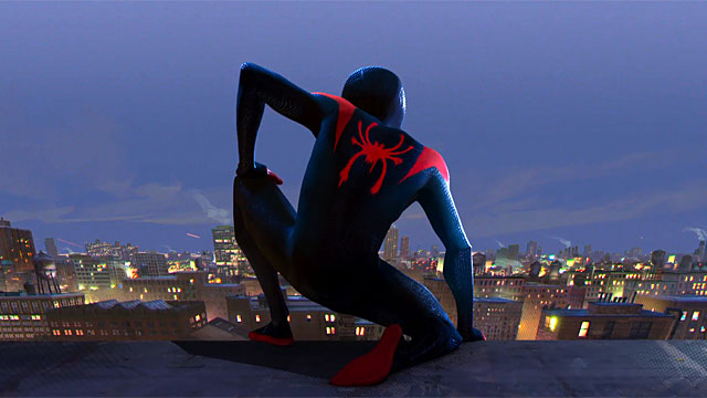 Spider-Man: Un Nuovo Universo, Sony, OpenColorIO, Software