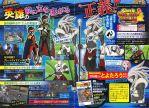 Super Dragon Ball Heroes: annunciato Great Saiyaman 4