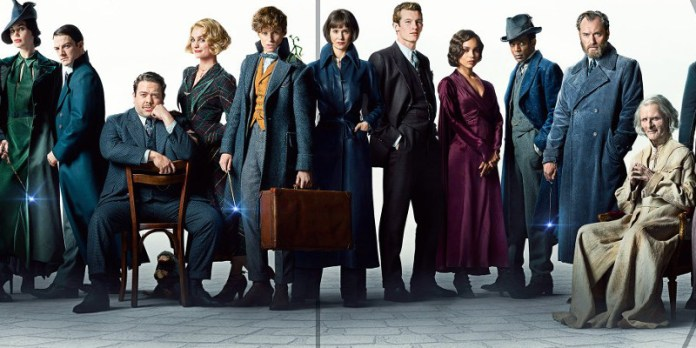 Animali Fantastici (Warner Bros) - David Yates, J.K. Rowling. Eddie Redmayne