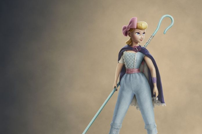 Toy Story 4 Bo Peep Disney Woody