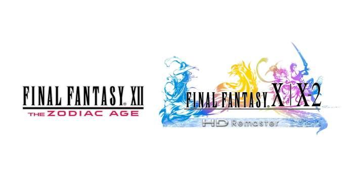 Final Fantasy X X2 XII zodiac age switch xbox gioco