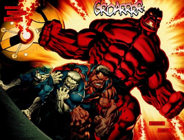 Hulk Rosso Avengers: Endgame Marvel