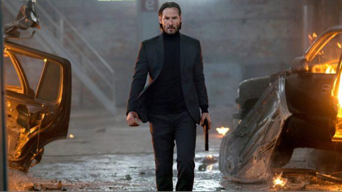 John Wick Keanu Reeves Assassino