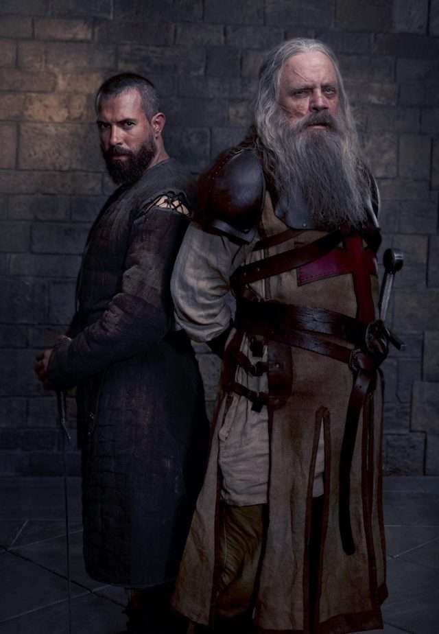 Knightfall Mark Hamill Luke Skywalker Aaron Helbing
